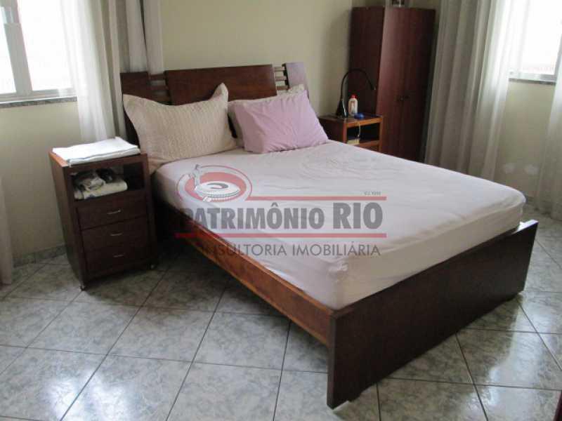 IMG_1529 - Apto tipo casa 3 quartos com dependência completa e garagem - PAAP31184 - 10