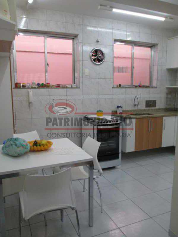 IMG_1534 - Apto tipo casa 3 quartos com dependência completa e garagem - PAAP31184 - 14