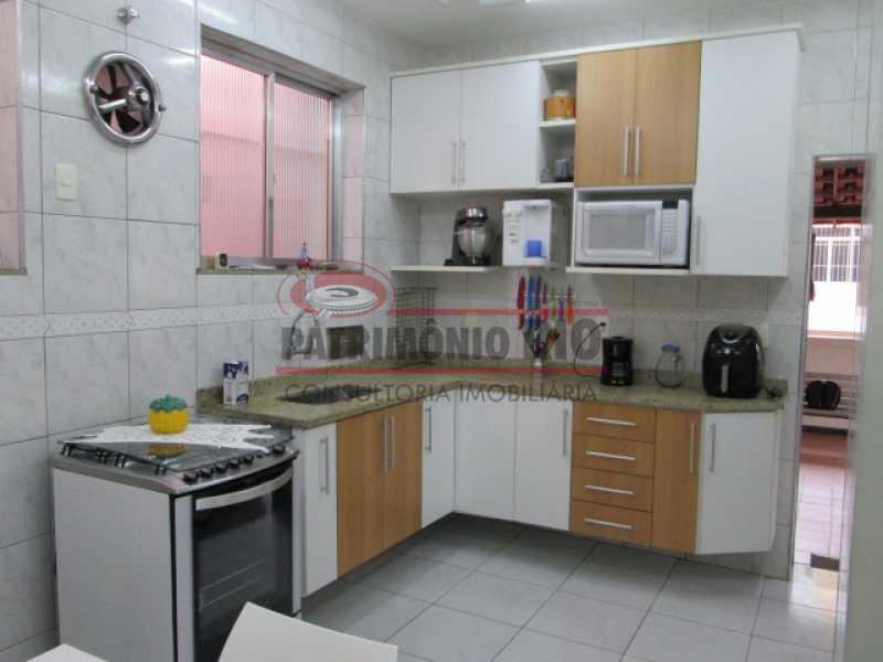 IMG_1535 - Apto tipo casa 3 quartos com dependência completa e garagem - PAAP31184 - 15