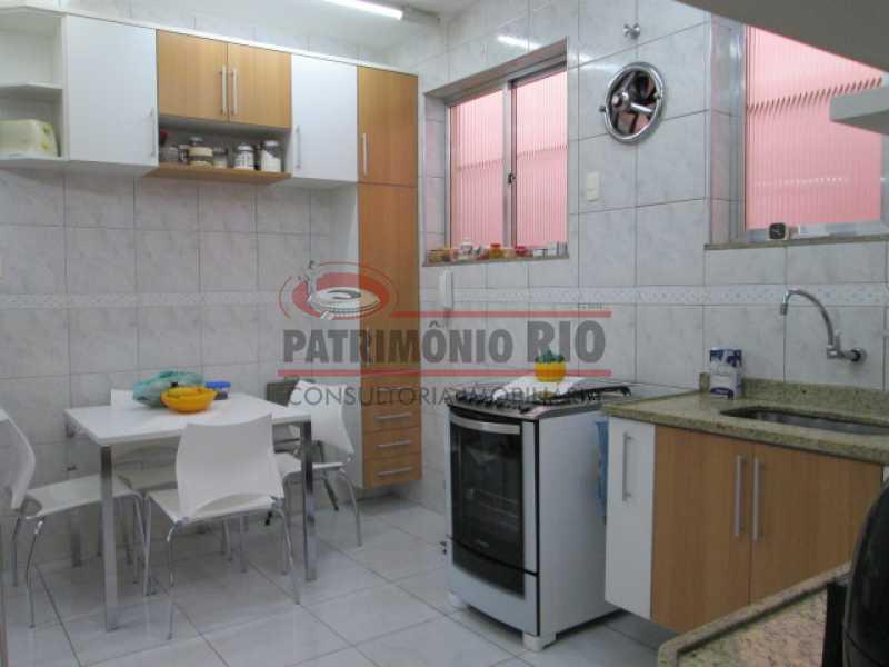 IMG_1537 - Apto tipo casa 3 quartos com dependência completa e garagem - PAAP31184 - 17