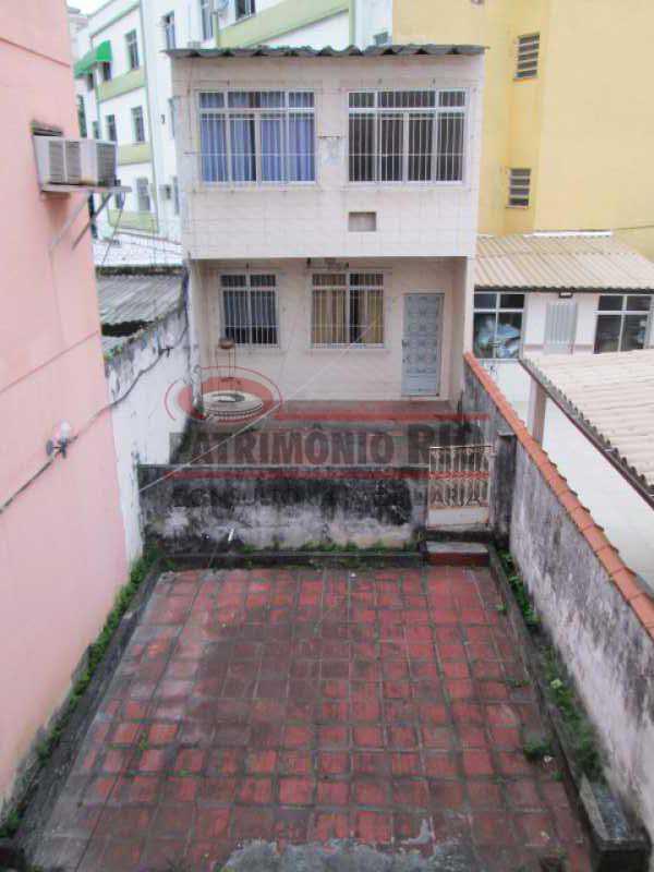 IMG_1539 - Apto tipo casa 3 quartos com dependência completa e garagem - PAAP31184 - 18