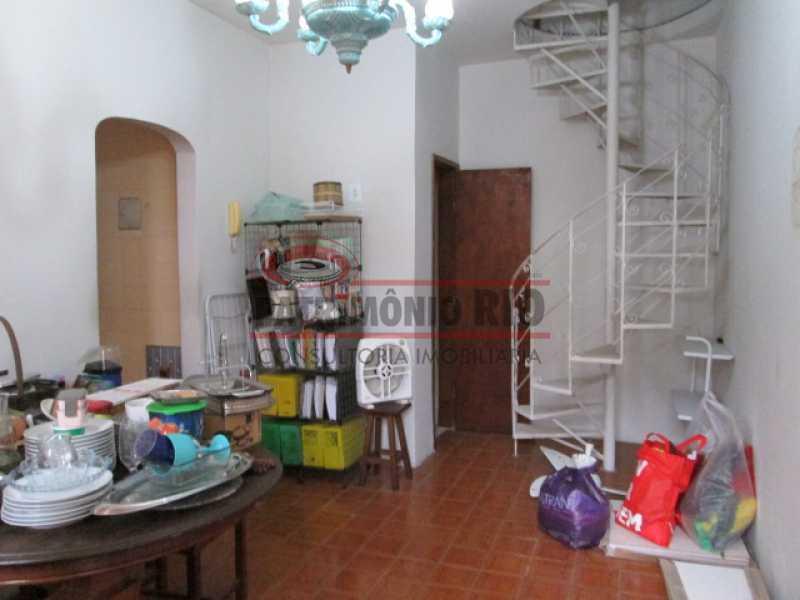 IMG_1544 - Apto tipo casa 3 quartos com dependência completa e garagem - PAAP31184 - 23