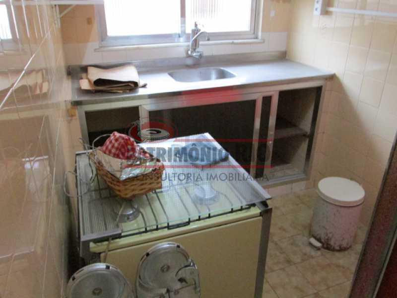 IMG_1546 - Apto tipo casa 3 quartos com dependência completa e garagem - PAAP31184 - 24