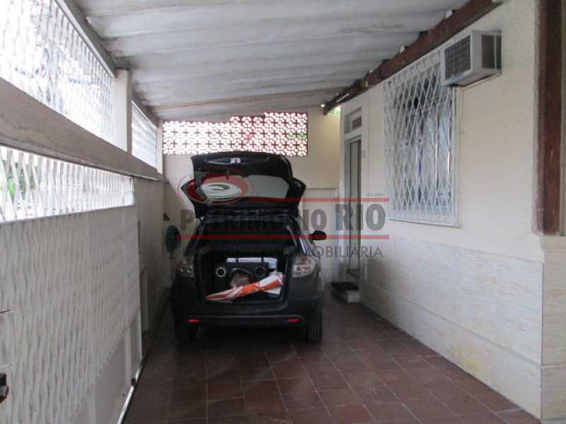 IMG_1555 - Apto tipo casa 3 quartos com dependência completa e garagem - PAAP31184 - 31