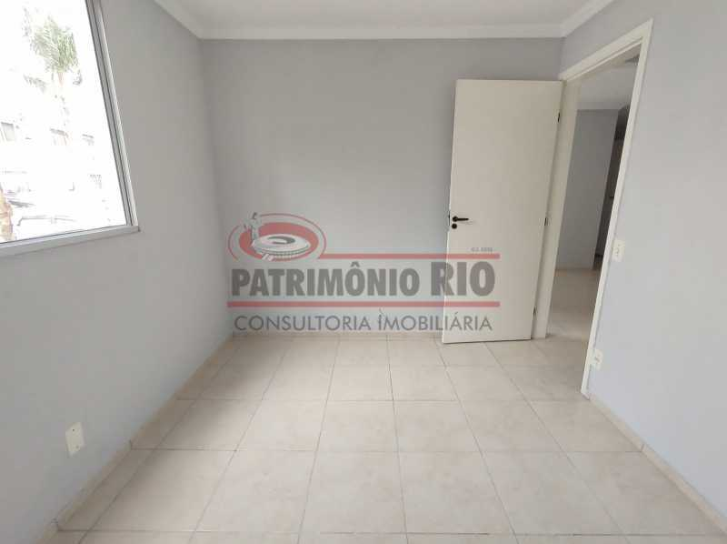 9 - Apto, térreo, Rocha Miranda, 1 quarto, 1 vaga e financia - PAAP10518 - 15