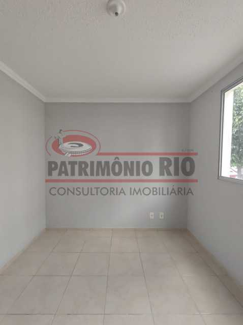 11 - Apto, térreo, Rocha Miranda, 1 quarto, 1 vaga e financia - PAAP10518 - 11