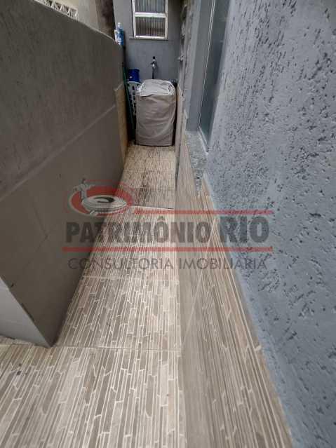 IRP 1 - Apartamento tipo casa com terraço - PAAP24642 - 9