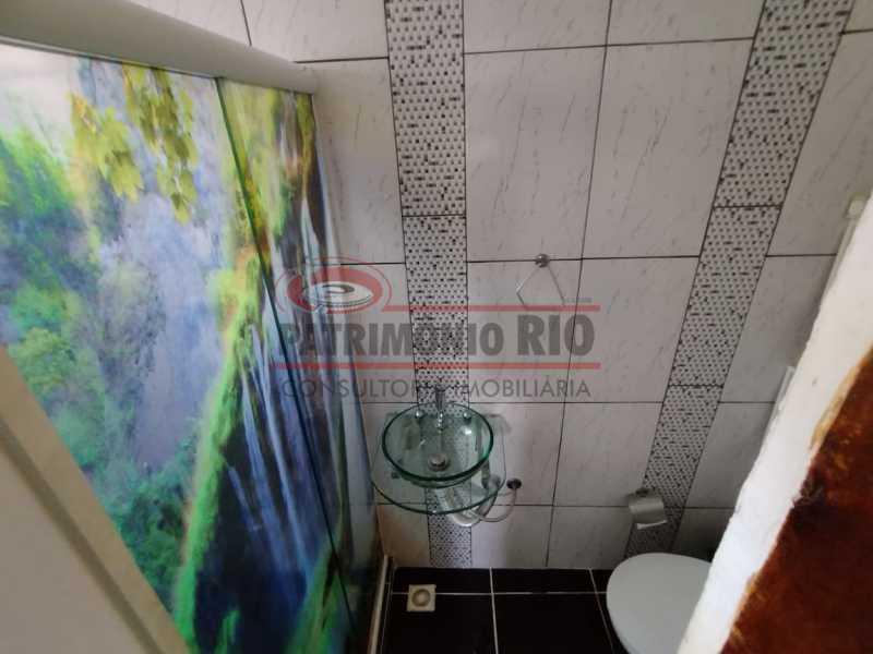 IRP 3 - Apartamento tipo casa com terraço - PAAP24642 - 11