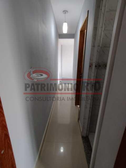 IRP 18 - Apartamento tipo casa com terraço - PAAP24642 - 12