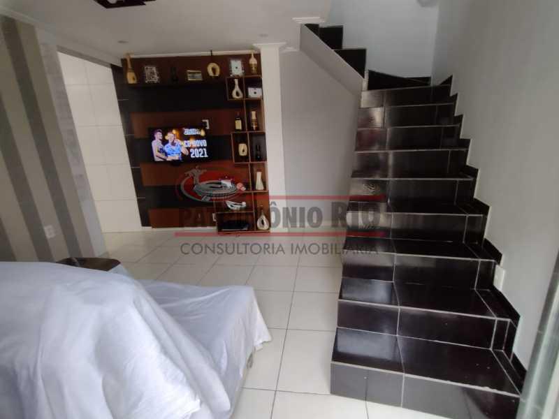 IRP9 - Apartamento tipo casa com terraço - PAAP24642 - 7