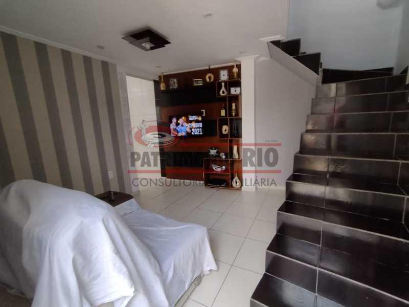 IRP10 - Apartamento tipo casa com terraço - PAAP24642 - 8