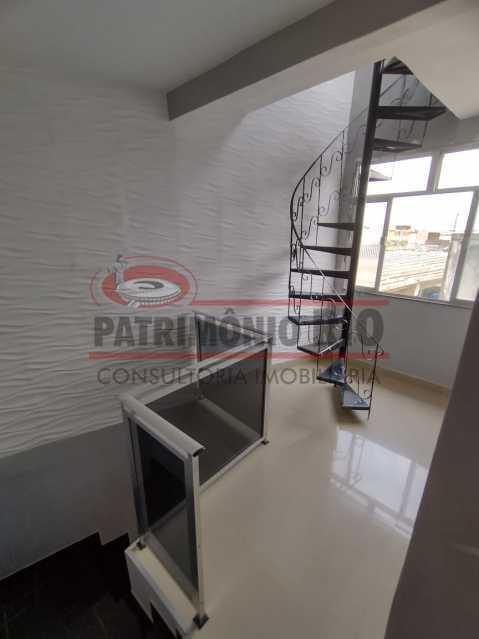 IRP11 - Apartamento tipo casa com terraço - PAAP24642 - 19