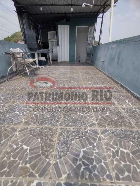 IRP12 - Apartamento tipo casa com terraço - PAAP24642 - 20