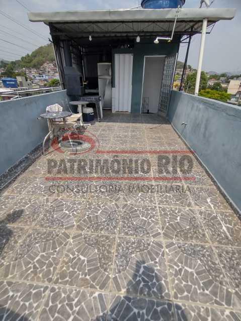 IRP13 - Apartamento tipo casa com terraço - PAAP24642 - 21