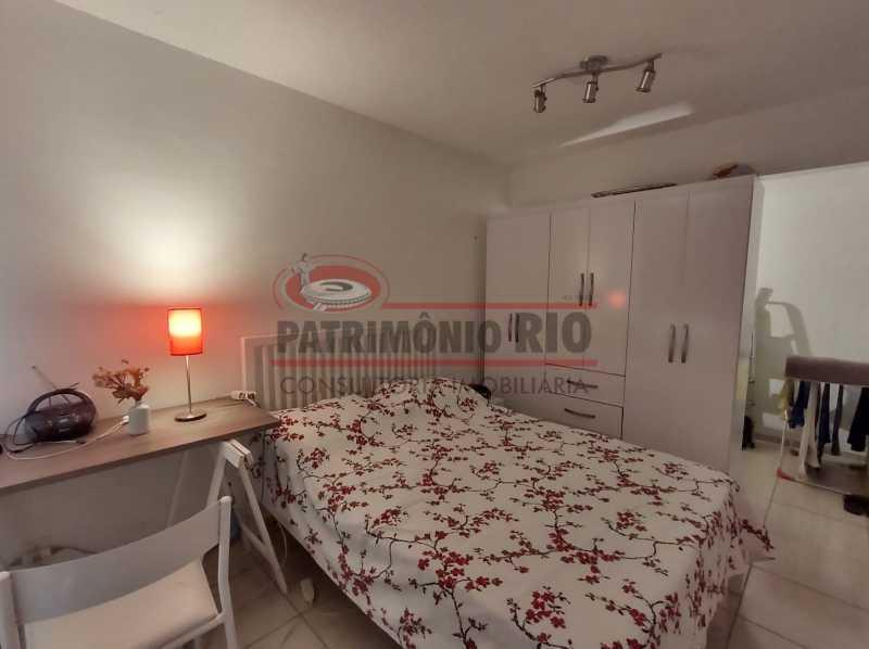 3 - Apartamento, Rocha Miranda, Condomínio Parque Reudi, 1quarto, 1vaga e Financia - PAAP10521 - 8