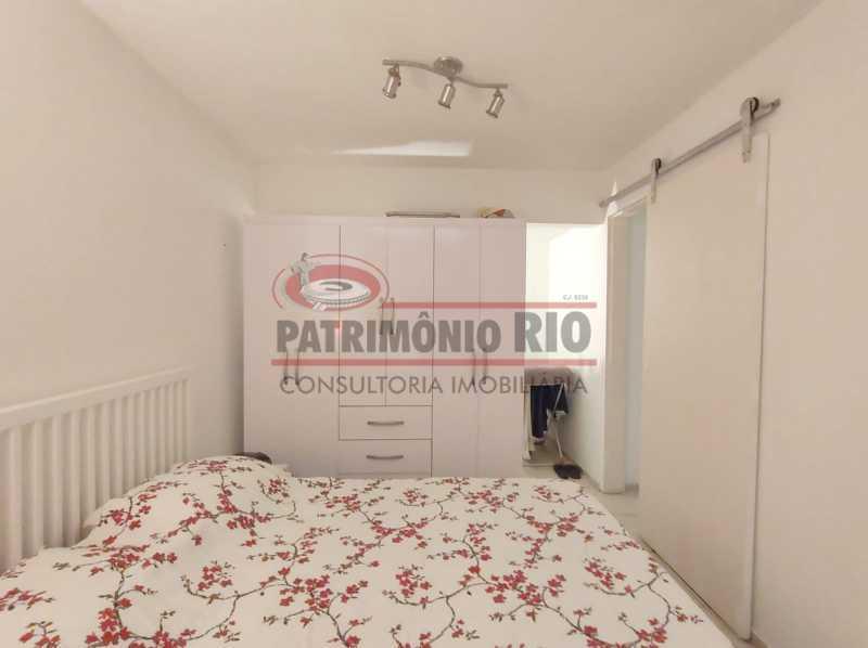 4 - Apartamento, Rocha Miranda, Condomínio Parque Reudi, 1quarto, 1vaga e Financia - PAAP10521 - 9