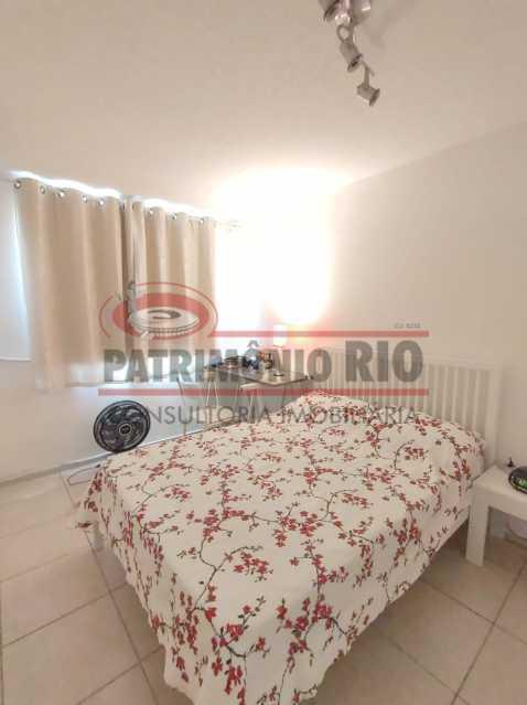 6 - Apartamento, Rocha Miranda, Condomínio Parque Reudi, 1quarto, 1vaga e Financia - PAAP10521 - 11