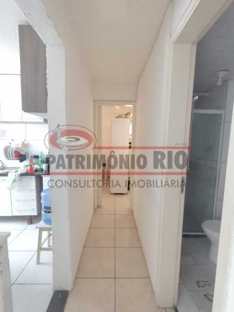 7 - Apartamento, Rocha Miranda, Condomínio Parque Reudi, 1quarto, 1vaga e Financia - PAAP10521 - 7