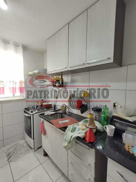 10 - Apartamento, Rocha Miranda, Condomínio Parque Reudi, 1quarto, 1vaga e Financia - PAAP10521 - 17