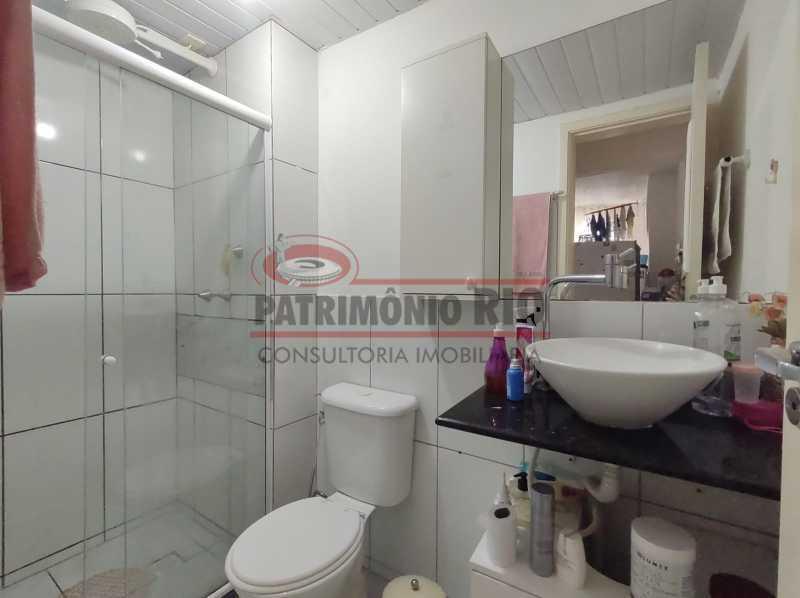 11 - Apartamento, Rocha Miranda, Condomínio Parque Reudi, 1quarto, 1vaga e Financia - PAAP10521 - 13