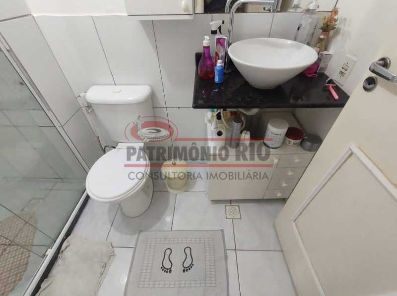 12 - Apartamento, Rocha Miranda, Condomínio Parque Reudi, 1quarto, 1vaga e Financia - PAAP10521 - 12