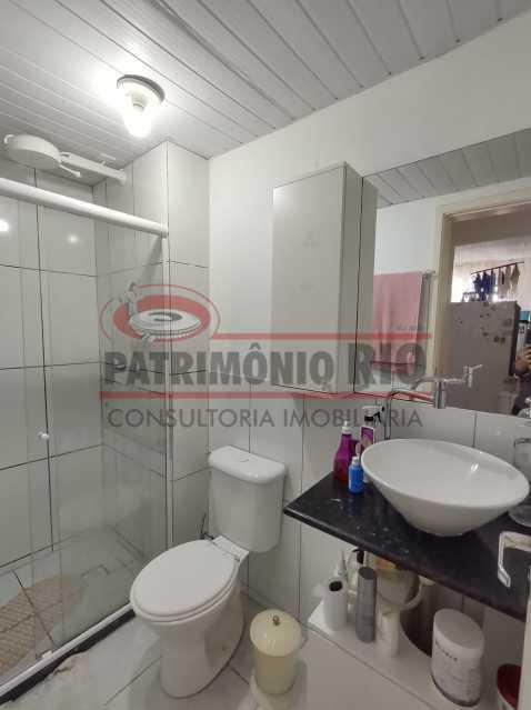 13 - Apartamento, Rocha Miranda, Condomínio Parque Reudi, 1quarto, 1vaga e Financia - PAAP10521 - 14