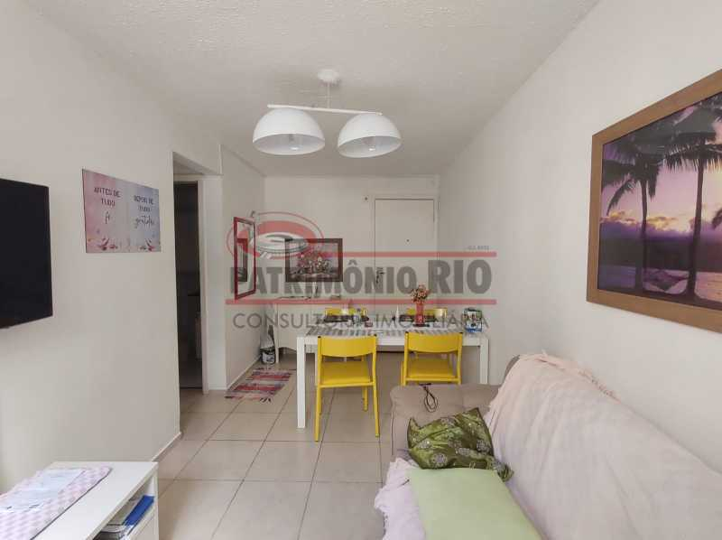 14 - Apartamento, Rocha Miranda, Condomínio Parque Reudi, 1quarto, 1vaga e Financia - PAAP10521 - 5