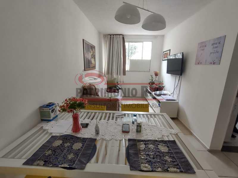17 - Apartamento, Rocha Miranda, Condomínio Parque Reudi, 1quarto, 1vaga e Financia - PAAP10521 - 3