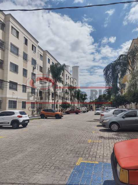 19 - Apartamento, Rocha Miranda, Condomínio Parque Reudi, 1quarto, 1vaga e Financia - PAAP10521 - 20