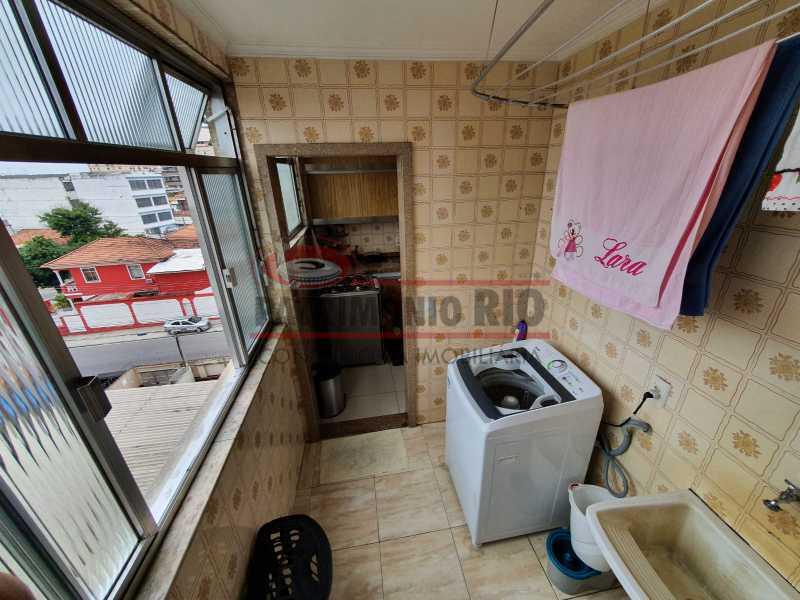 IMG-20211004-WA0019 - Apartamento reformado em Ramos, próximo ao SESC - PAAP24675 - 23