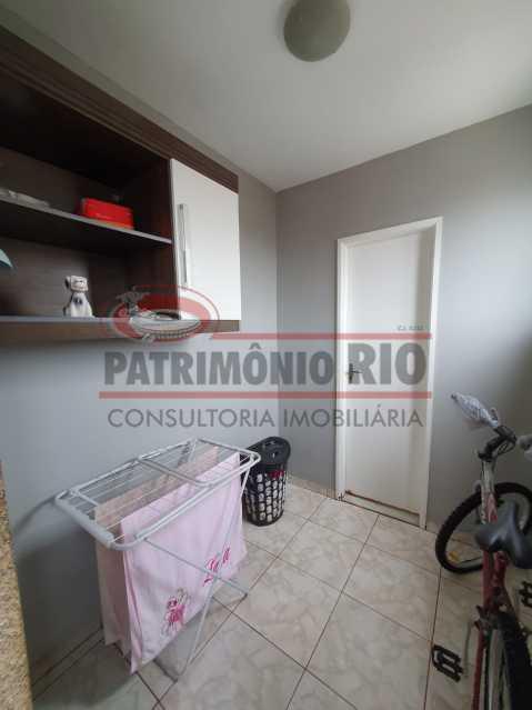IMG-20211006-WA0009 - Apartamento reformado em Ramos, próximo ao SESC - PAAP24675 - 24
