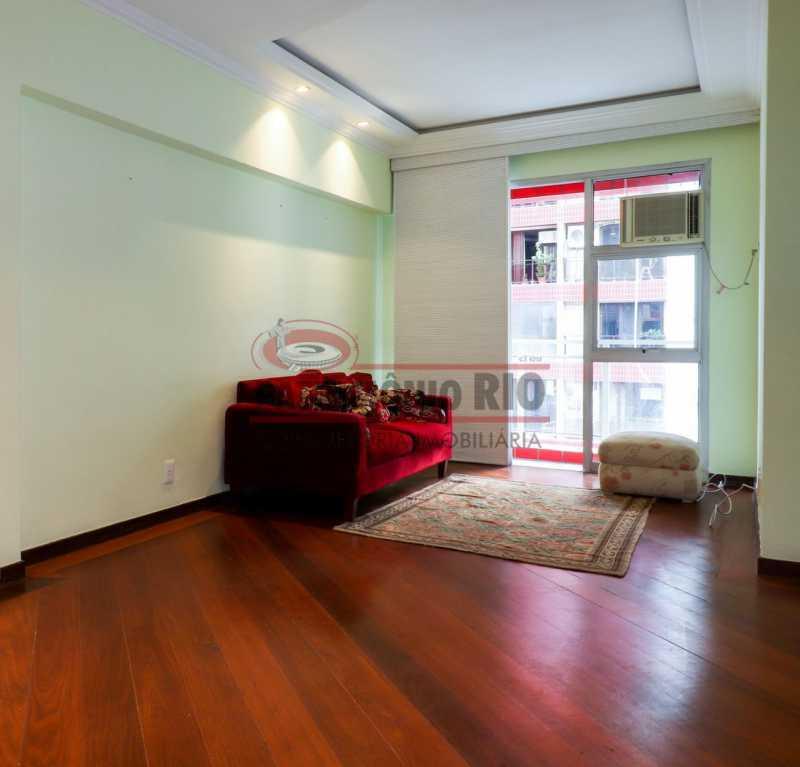 IMG-20211005-WA0146 - Lindo apartamento, ampla sala, 3 quartos sendo 1 suíte - PAAP31193 - 3
