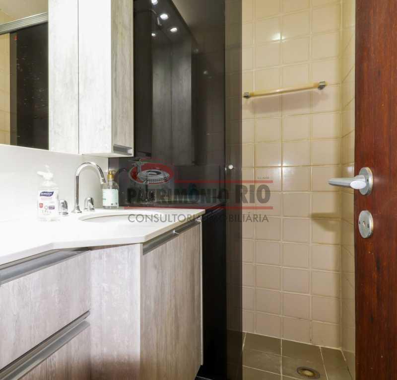 IMG-20211005-WA0154 - Lindo apartamento, ampla sala, 3 quartos sendo 1 suíte - PAAP31193 - 25