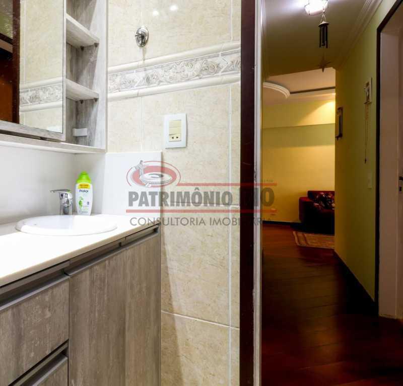 IMG-20211005-WA0162 - Lindo apartamento, ampla sala, 3 quartos sendo 1 suíte - PAAP31193 - 26