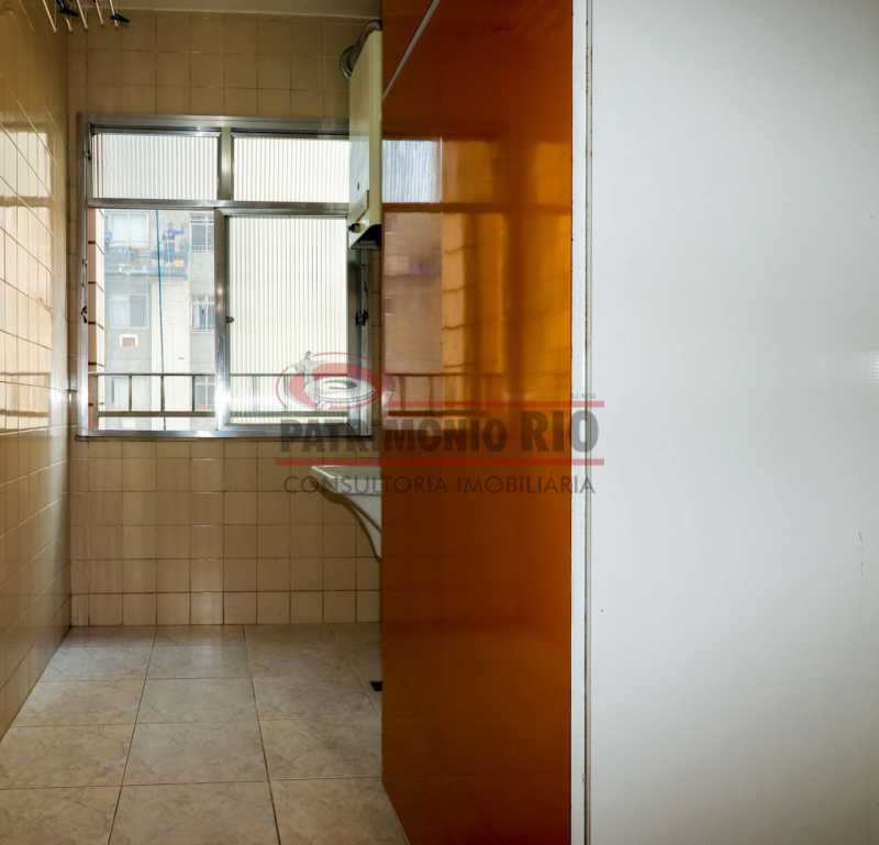 IMG-20211005-WA0182 - Lindo apartamento, ampla sala, 3 quartos sendo 1 suíte - PAAP31193 - 28