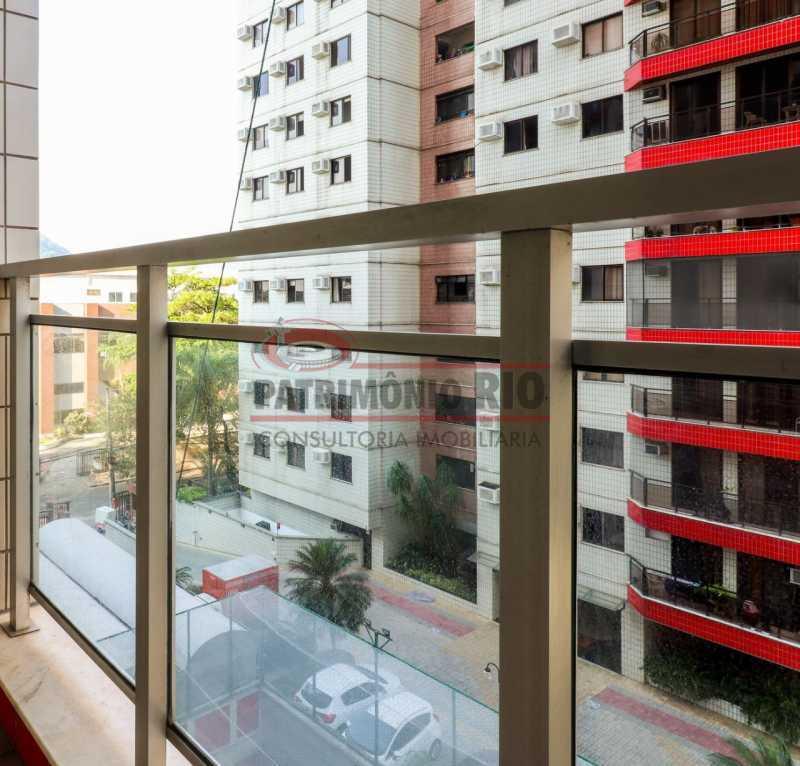 IMG-20211005-WA0190 - Lindo apartamento, ampla sala, 3 quartos sendo 1 suíte - PAAP31193 - 31
