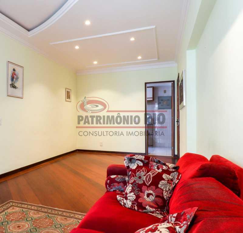IMG-20211005-WA0195 - Lindo apartamento, ampla sala, 3 quartos sendo 1 suíte - PAAP31193 - 8
