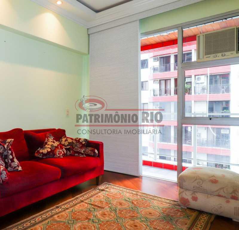 IMG-20211005-WA0198 - Lindo apartamento, ampla sala, 3 quartos sendo 1 suíte - PAAP31193 - 6