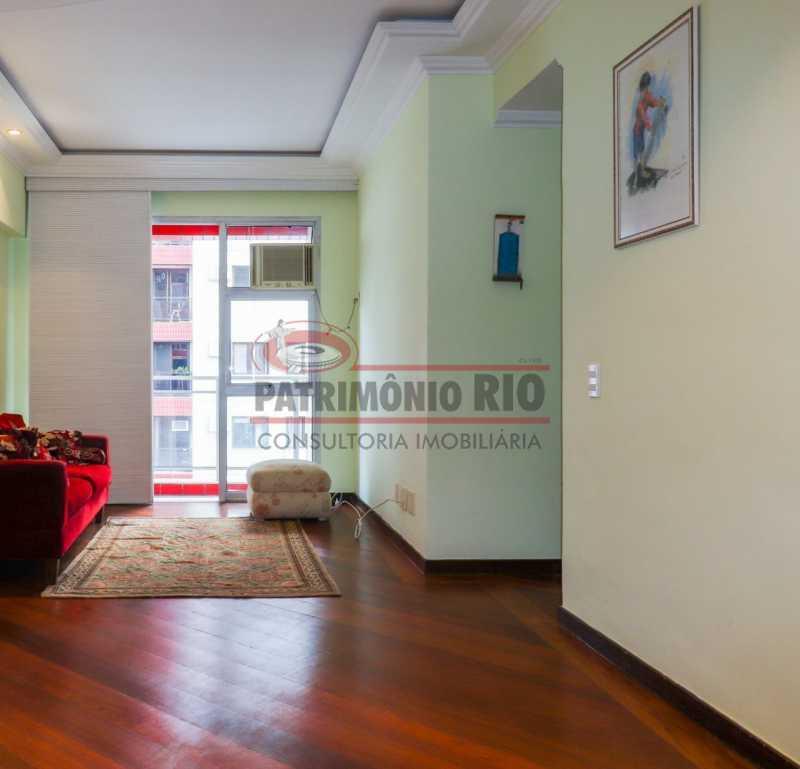 IMG-20211005-WA0200 - Lindo apartamento, ampla sala, 3 quartos sendo 1 suíte - PAAP31193 - 5