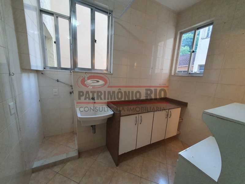 WhatsApp Image 2021-10-05 at 1 - Excelente apartamento 2 quartos e 1 vaga - PAAP24681 - 24