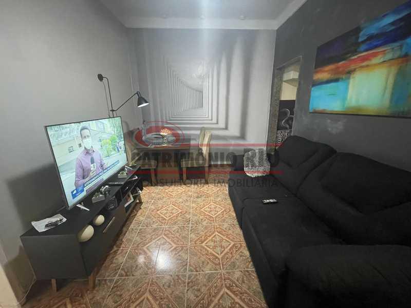 7cd90e6d-8dce-4d46-90a2-a8e7eb - Apartamento 1quarto, sala térreo - PAAP10525 - 5