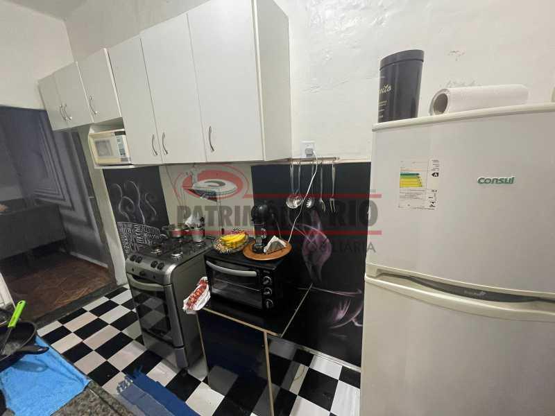 7991f608-6f93-415a-9b1c-db2e86 - Apartamento 1quarto, sala térreo - PAAP10525 - 11