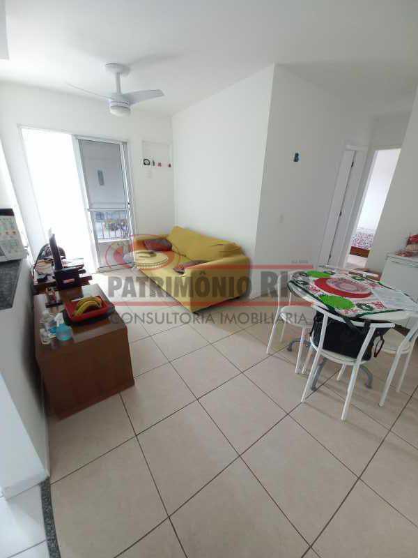 20211009_111657 - Excelente apartamento de 2 quartos Norte Village - PAAP24689 - 1