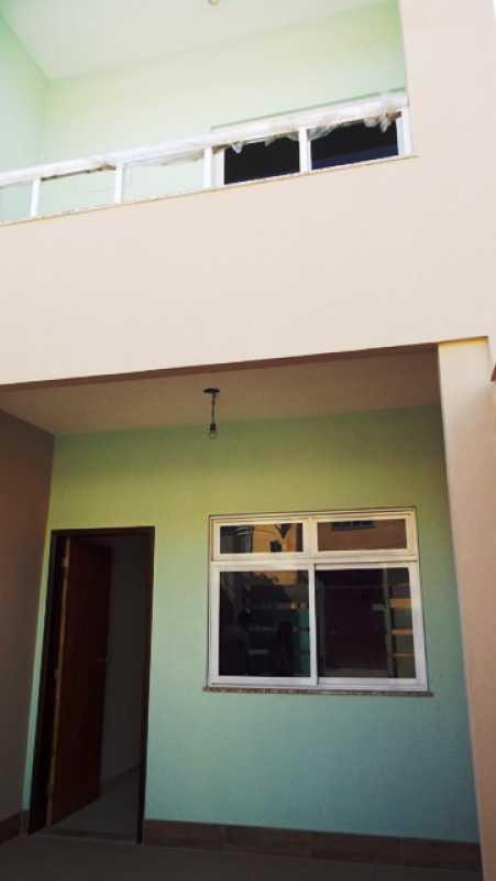 DSCF0858 - Casa 2 quartos à venda Parque Novo Rio, São João de Meriti - R$ 270.000 - VR20416 - 1