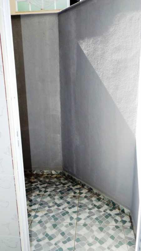 DSCF0866 - Casa 2 quartos à venda Parque Novo Rio, São João de Meriti - R$ 270.000 - VR20416 - 8