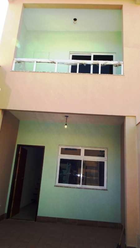 DSCF0886 - Casa 2 quartos à venda Parque Novo Rio, São João de Meriti - R$ 270.000 - VR20416 - 20