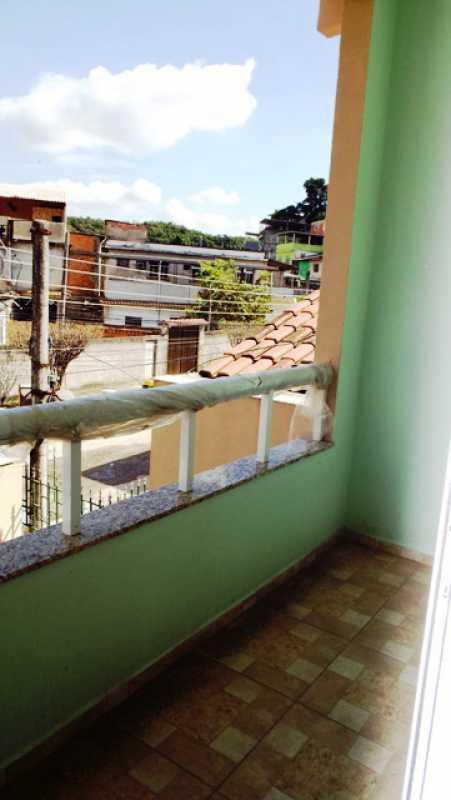 DSCF0876 - Casa 2 quartos à venda Parque Novo Rio, São João de Meriti - R$ 270.000 - VR20417 - 14
