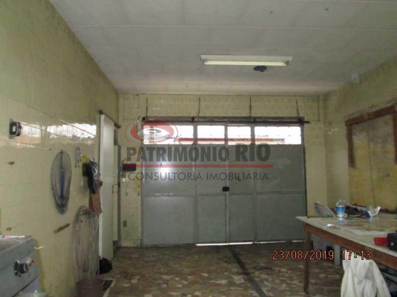 IMG_9618 - Espetacular Casa Triplex com Terraço, 3qtos, vagas de garagem, Quintal - Braz de Pina - VR30179 - 8