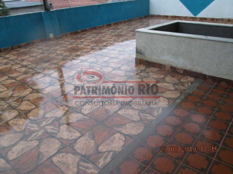 IMG_9625 - Espetacular Casa Triplex com Terraço, 3qtos, vagas de garagem, Quintal - Braz de Pina - VR30179 - 6