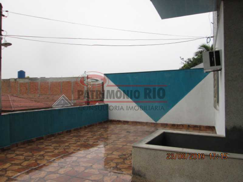 IMG_9626 - Espetacular Casa Triplex com Terraço, 3qtos, vagas de garagem, Quintal - Braz de Pina - VR30179 - 7